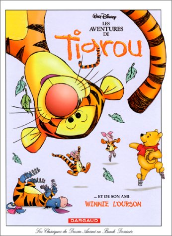 Les Aventures de Tigrou. et de son: Walt Disney, Tony