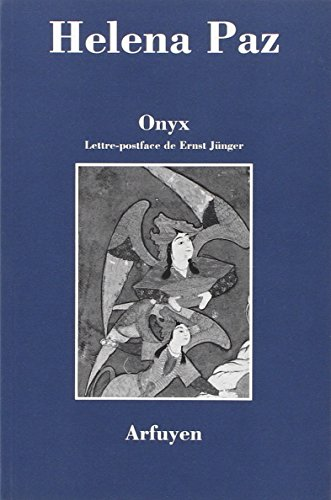 9782908825237: Onyx (Cahier) (French Edition)