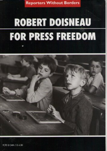 9782908830507: Robert Doisneau for Press Freedom
