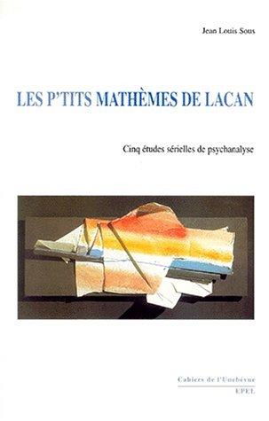 9782908855555: Les p'tits mathemes de Lacan