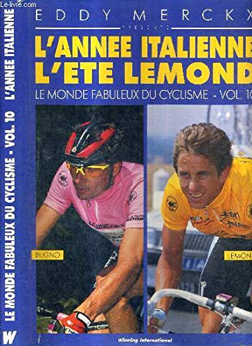 9782908865004: Lemond's Tour Italy's Year (The Fabulous World of Cycling Vol. 9)