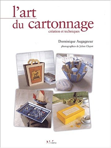 9782908894493: ART DU CARTONNAGE (L')