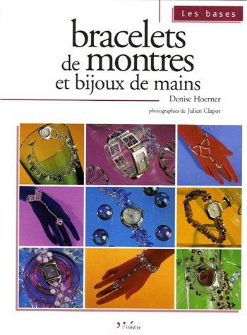 9782908894936: Bracelets de montres et bijoux de mains