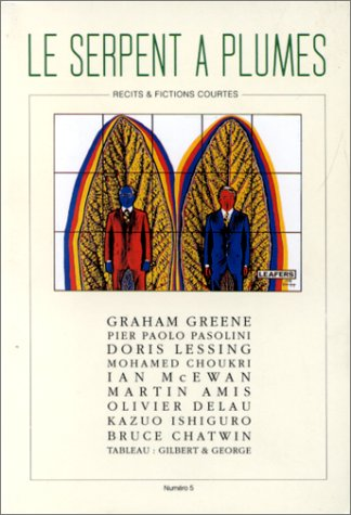 serpent a plumes revue poche n° 5 (290895706X) by Graham Greene, Pier Paolo Pasolini, Doris Lessing, Mohamed Choukri, Ian McEwan, Olivier Delau, Kazuo Ishiguro, Bruce Chatwin Martin Amis