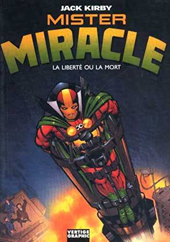 9782908981643: Mister Miracle (French Edition)