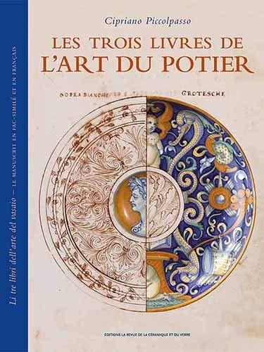 9782908988260: Les trois livres de l'art du potier