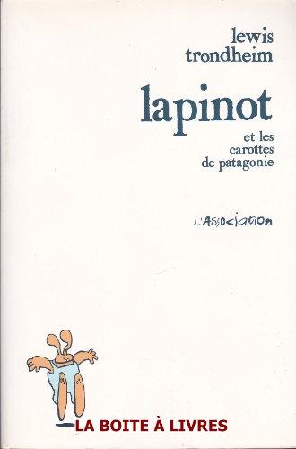 9782909020174: Lapinot et les carottes de patagonie