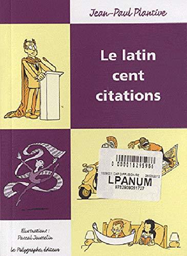 9782909051727: Latin cent citations