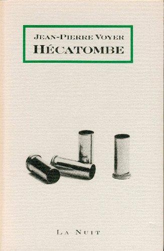 9782909059006: Hecatombe