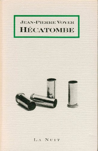 9782909059006: Hecatombe (French Edition)