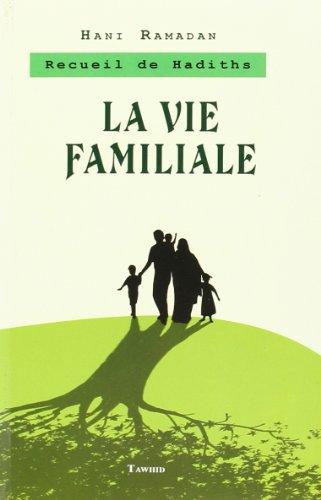 9782909087191: la vie familiale
