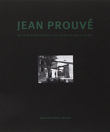 9782909187037: Jean Prouvé: Maison Démontable 6x6 Demountable House