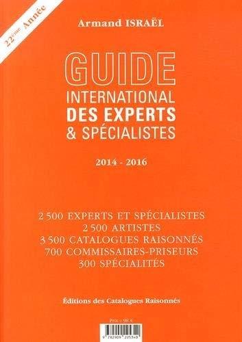 9782909225340: Guide International des Experts et Specialistes