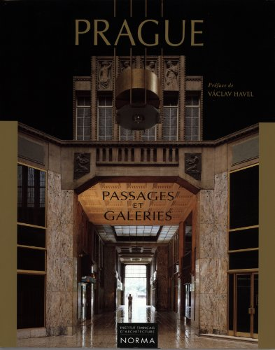 Prague (French Edition) (2909283100) by Brozová, Michaela; Hebler, Anne; Scaler, Chantal; Institut français d'architecture