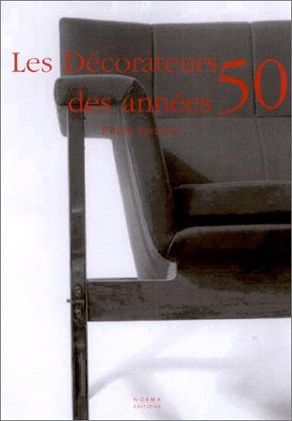 9782909283616: Les décorateurs des années 50