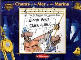 9782909292397: Chants de la Mer et des Marins