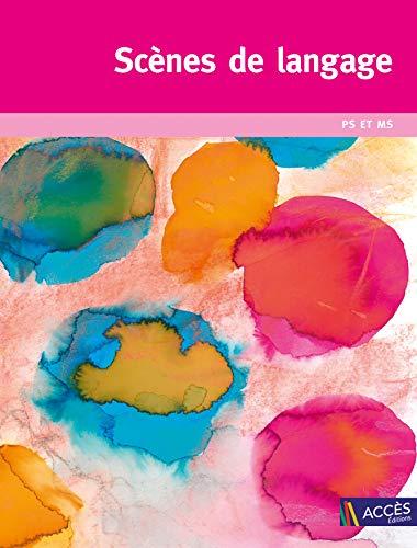 9782909295114: Scènes de langage PS et MS