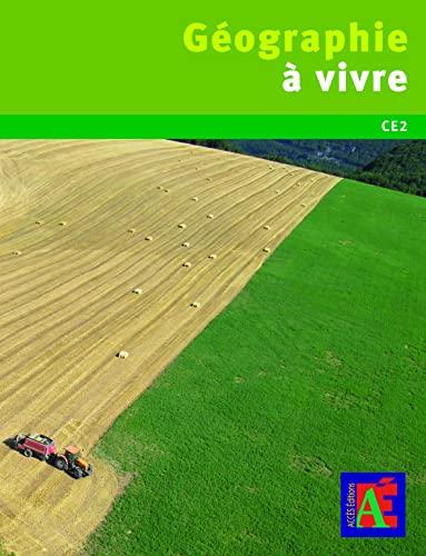 9782909295220: Géographie à vivre CE2 (1DVD)