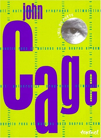 John Cage (9782909317557) by John Cage