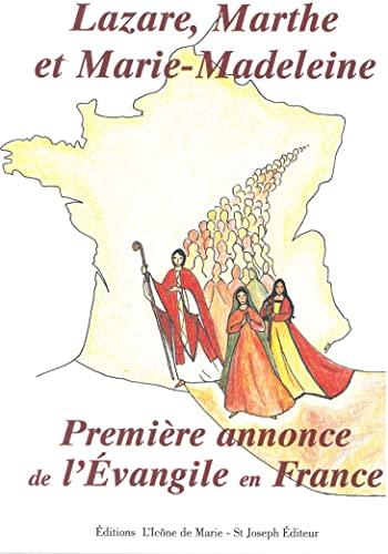 Lazare, Marthe et Marie Madeleine la Premiere: 0