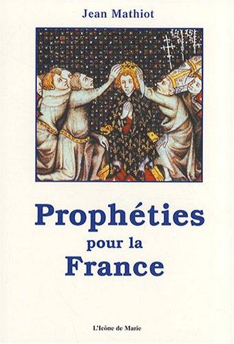 9782909341514: Proph�ties pour la France