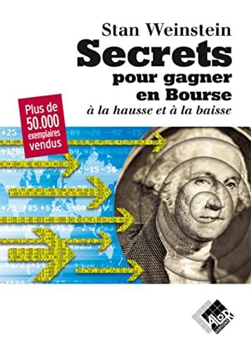 9782909356020: Secrets pour gagner en bourse à la hausse et à la baisse