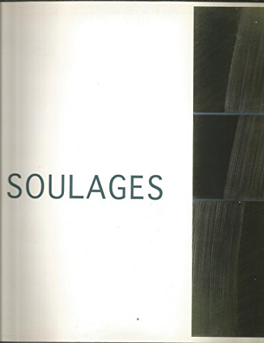 Pierre Soulages: Peintures 1979-1991, polyptyques (French Edition) (290938103X) by Soulages, Pierre