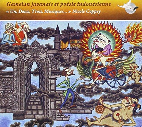 Gamelan javanais et poésie indonésienne (1CD audio): Collectif