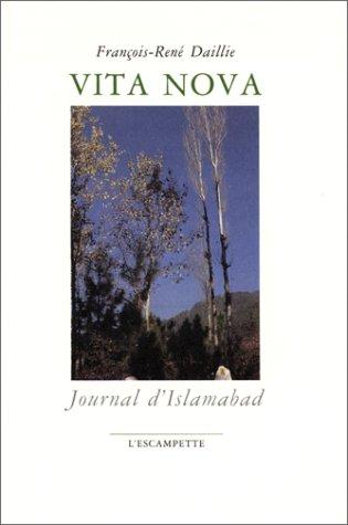 9782909428284: Vita Nova. Journal d'Islamabad