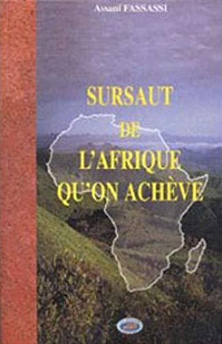 Sursaut de l'Afrique qu'on achève: Fassassi, Assani