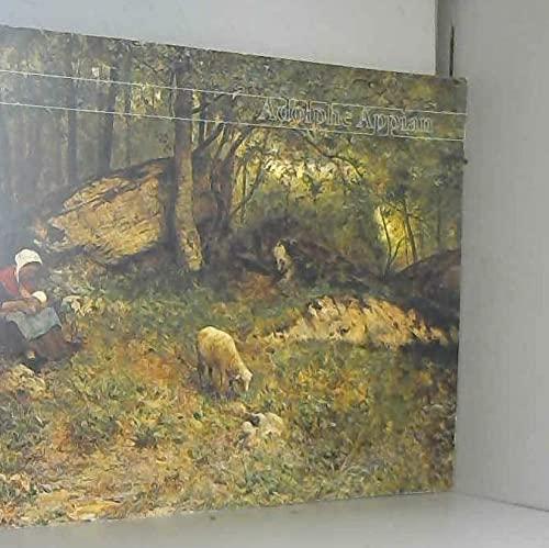 9782909562070: Adolphe Appian (1818-1898), Peintre et Graveur de l'Ecole Lyonnaise
