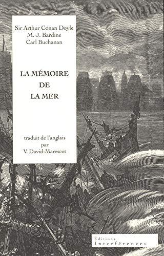 MEMOIRE DE LA MER -LA-: CONAN DOYLE BARDINE