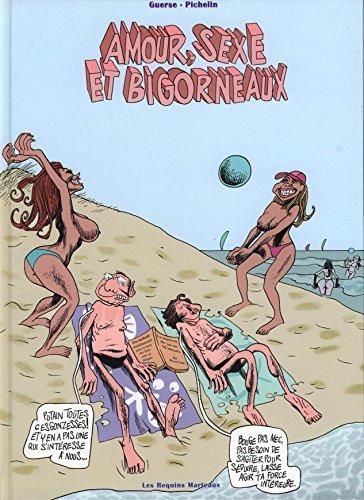 9782909590943: Amour, sexe et bigorneaux, Tome 1 : Les losers sont en vacances