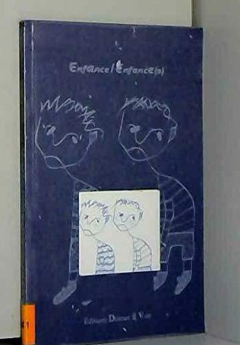 9782909640402: Enfance-enfances (Collection Singulier-pluriel)