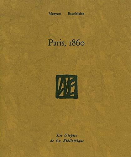 9782909688251: Paris, 1860