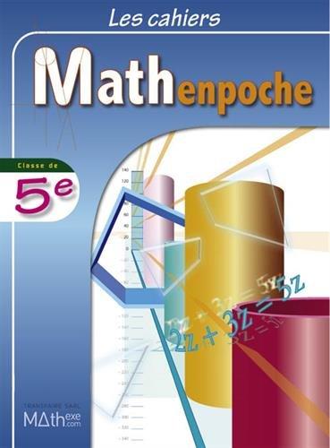 9782909717715: Mathématiques 5e