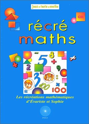 9782909737096: R�cr� Math