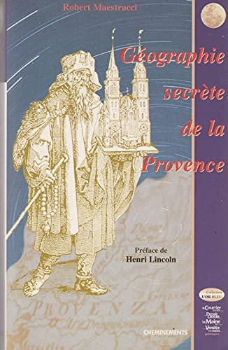9782909757445: Géographie secrète de la Provence
