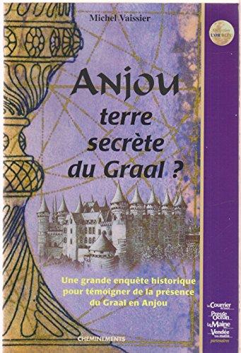 9782909757834: Anjou, terre secrète du Graal