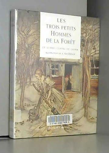LES TROIS PETITS HOMMES DE LA FORET: Grimm, Jacob, Grimm,