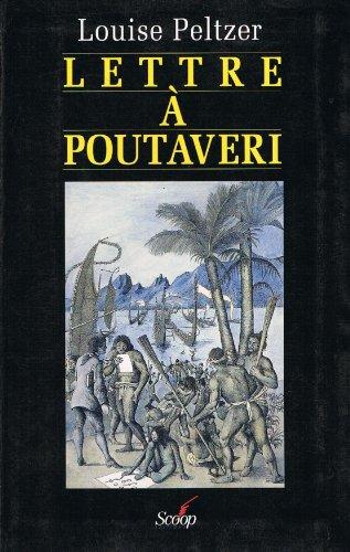 Lettre à Poutaveri: PELTZER Louise