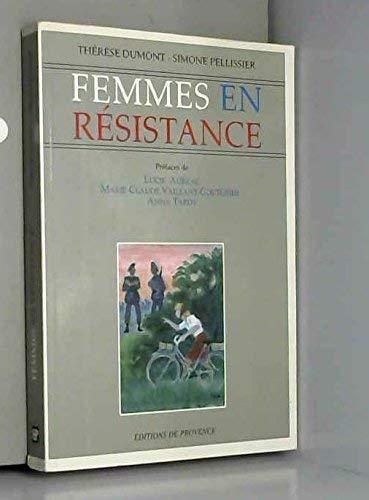 9782909800660: Femmes en résistance (French Edition)