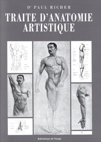 9782909808338: Traite d'anatomie artistique