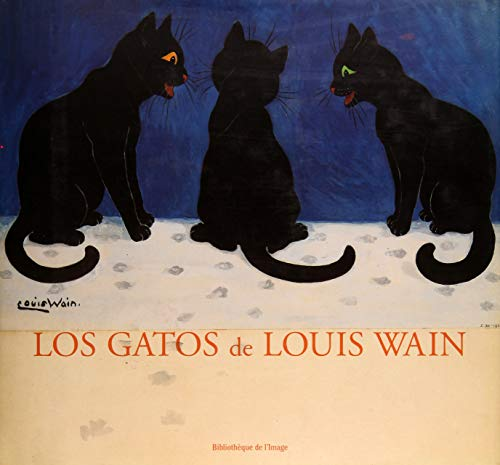 Los Gatos de Louis Wain (2909808890) by Louis Wain