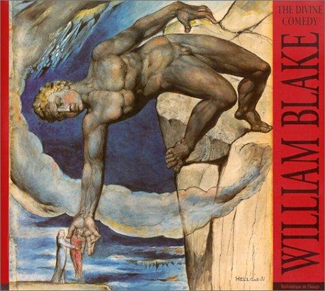Divine Comedy of William Blake: Bindman, David