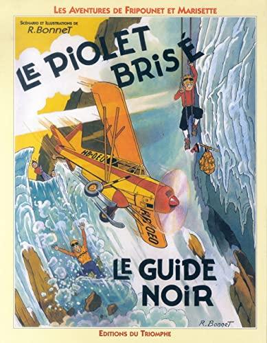 9782909811000: Le piolet brisé : Le guide noir