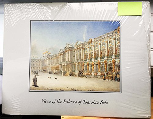 9782909838359: View of the Palaces of Tsarskoe-Selo