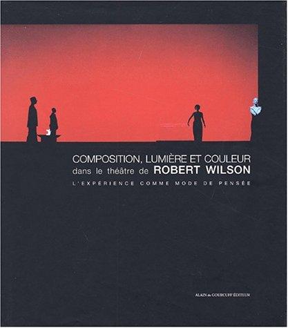 Composition, lumiere et couleur dans le theatre.: Moldoveanu, Mihail