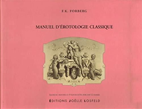 9782909906270: Manuel d'érotologie classique