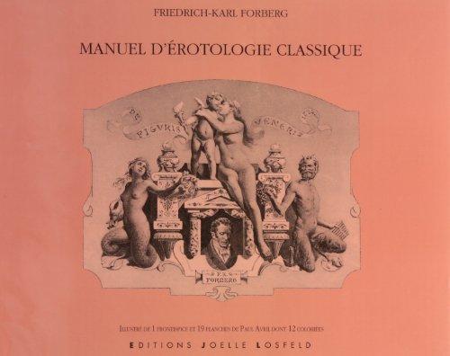 9782909906492: Manuel d'érotologie classique
